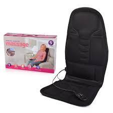 Масажна накидка massage robot cushion
