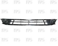Решетка бампера средняя Hyundai Sonata 08- (FPS)