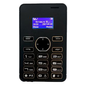 Мобильный мини телефон 2Life S7 Black (n-43)