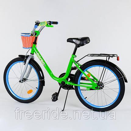 "Детский Велосипед CORSO 20"" (2004), фото 2"