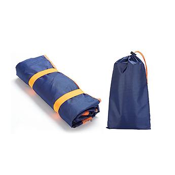 Сумка-коврик 2Life Lazy Bones Bag 2 в 1 150х150 см Blue (n-239)