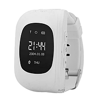 Детские умные часы Smart Baby Watch Q50 GPS White (n-260)