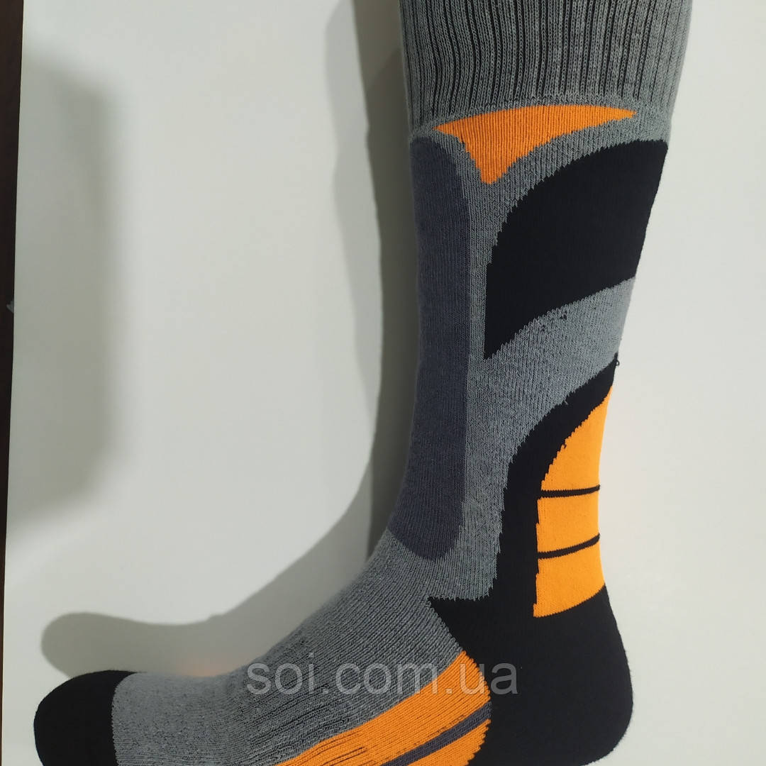 Високі махрові чоловічі носки Termo Treck