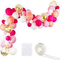 Комплект шаров для арки ( 75 шт ) 001