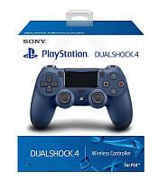 Геймпад беспроводной Dualshock 4 V2 Синий Midnight Blue