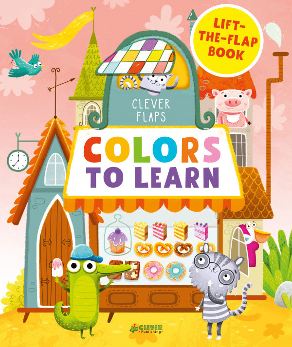 English Books. Colors To Learn