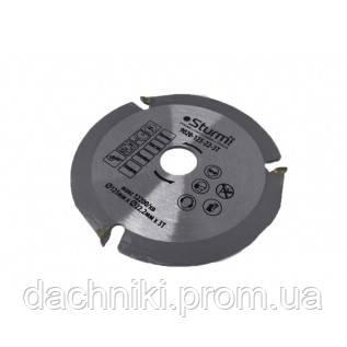 Универсальный диск по дереву для УШМ Sturm 9020-125-22-3T