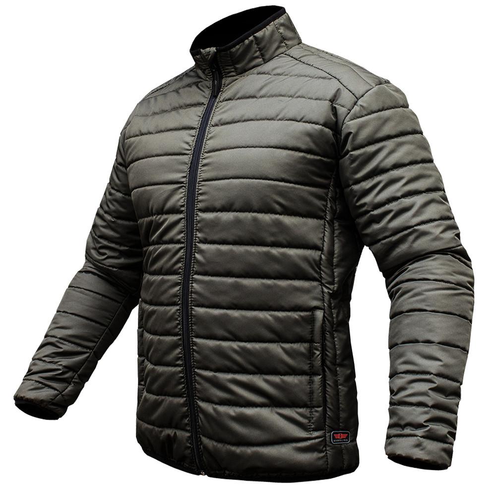 """Куртка (пуховик) """"DEFENDER"""" OLIVE"""
