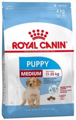 Royal Canin (Роял Канин) Medium Puppy Корм для щенков средних пород 15 кг