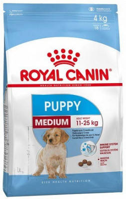 Royal Canin (Роял Канин) Medium Puppy Корм для щенков средних пород 15 кг, фото 2