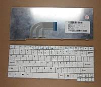 Клавиатура Acer Aspire One 751-Bw23F белая