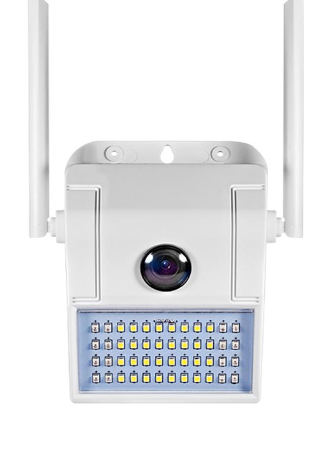2MP Wifi IP камера видеонаблюдения 1080P уличная прожектор SD/TF 128 ГБ Full HD IP66
