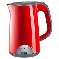 Электрочайник MAGIO MG-514 Red, фото 1