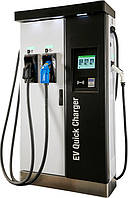 Станция для заряда электромобилей RAPTION 50 CHA 2 х 50кВт 50-500В 125А CHAdeMO + Combo2