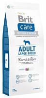 Brit Care (Брит Кеа) Adult Large Breed Корм для крупных пород собак с ягненком 12 кг