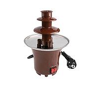 Шоколадный фонтан фондюшница 2Life Brown (n-130)