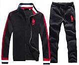 В стиле Ральф лорен поло мужской спортивный костюм хлопок ралф лорен поло, фото 3