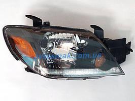 Фара передняя для Mitsubishi Outlander '03-05 правая (FPS) механическая