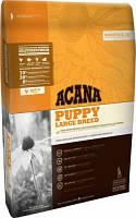 Acana (Акана) Puppy Large Breed Корм для щенков крупных пород собак  17 кг