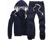 У стилі Ральф лорен поло чоловічий спортивний костюм бавовна ральф лорен поло ралф, фото 4