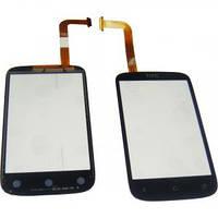 Сенсорный экран для мобильного телефона HTC A320 Desire C Black
