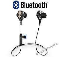 Наушники и гарнитура беспроводные Bluetooth SMN-15-2 / MP3 плеер. Вакуумные наушники. Бездротові навушники, фото 1