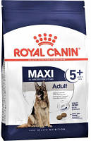 Royal Canin Maxi Adult 5+ Сухой корм для собак старше 5 лет 15 кг