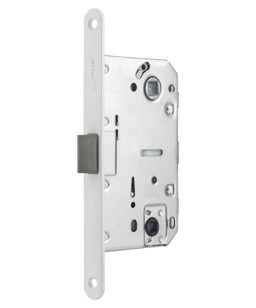 Механизм межкомнатный Paladii 96*50*18мм WC 410B PVC Kevlar PW белый