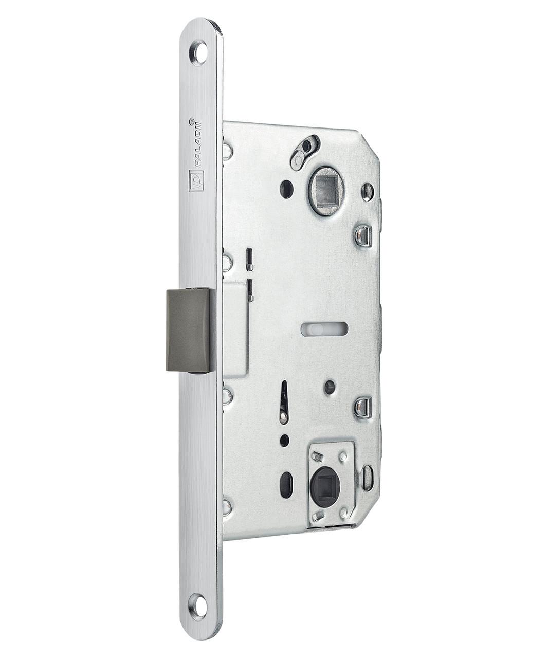 Механизм межкомнатный Paladii 96*50*18мм WC 410B PVC Kevlar SC матовый хром
