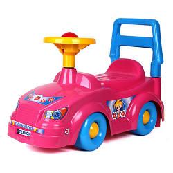 Детская каталка-толокар ТехноК 3848 автомобиль детский