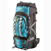 Рюкзак туристический Deuter Grete 80л + накидка от дождя, фото 3