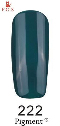 Гель-лак F.O.X Pigment 222, 6мл