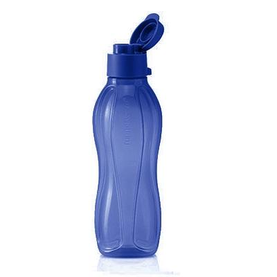 Эко бутылка 500мл синяя с клапаном Tupperware