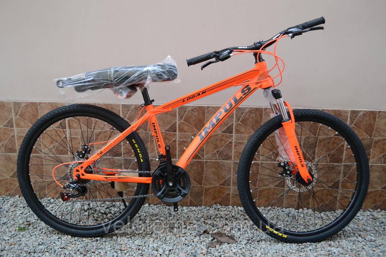 Велосипед Impuls logan 26 колеса