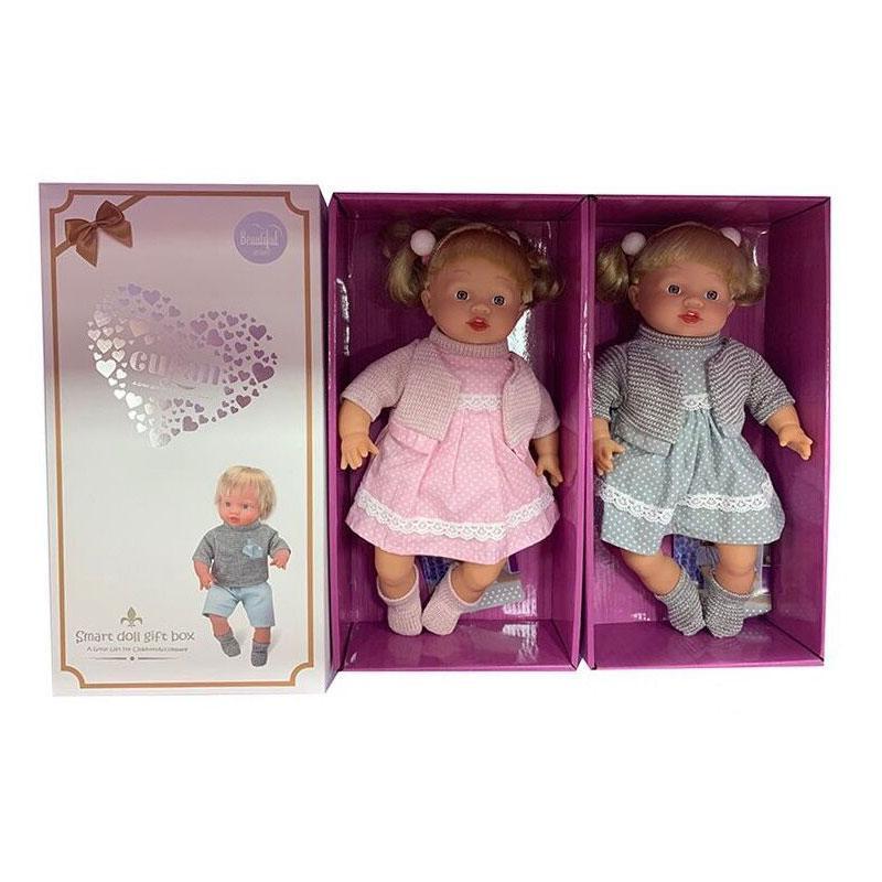 Кукла-пупс 00599 А 2 вида, в коробке