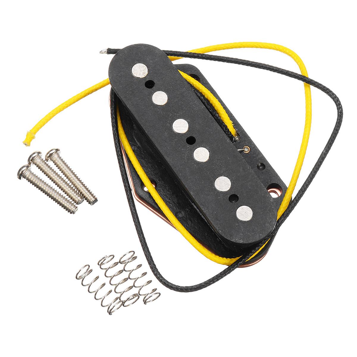 1 шт. Сингл катушка гитара бас-бридж пикап - 1TopShop