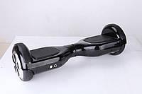 Гироскутер платформа Smart Way U8 (Смартвей) мини сигвей (гироцикл) черный с прорезиненным верхом