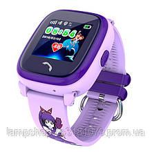 Smart Baby Watch GPS  DF25 розовый