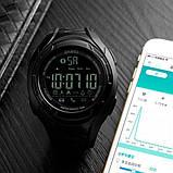 Skmei Умные часы Smart Skmei Turbo 1316 Black, фото 2