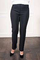 Классические брюки Фелиция чёрные, фото 1