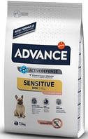 Advance (Эдванс) Dog Mini Sensitive Корм для собак мелких пород 7,5 кг