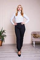 Женские брюки Варшава черные, фото 1