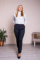 Женские брюки Варшава серые, фото 1