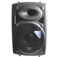 Акустическая система LAV PA-150 500W Bluetooth USB два микрофона для концертов и мероприятий в школе (1497-3209)