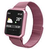 UWatch Смарт часы Smart Z120 Pink, фото 2