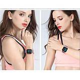 UWatch Смарт часы Smart Z120 Pink, фото 5