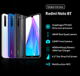 """Xiaomi Redmi Note 8T Global Version 4/64Gb / NFC/ 6.3"""" / Snap 665 / камера 48Мп / 4000мАч /, фото 3"""