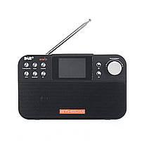 FM DAB 174.92-239.20 МГц DAB + цифровой Радио RDS TFT Дисплей Bluetooth 4.0 Speaker - 1TopShop, фото 3