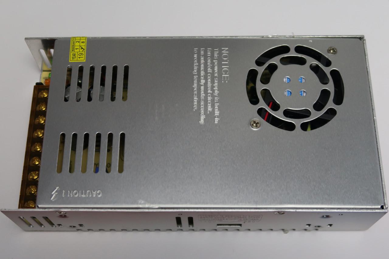 Блок живлення 48В 7.5 А 360Вт перфорований PS-360-48