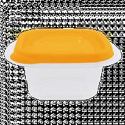 "Контейнер ""Омега"" пищевой (квадрат.) 0,45л. ""Алеана"""